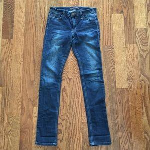 Joe's mid-rise skinny jeans - size 27
